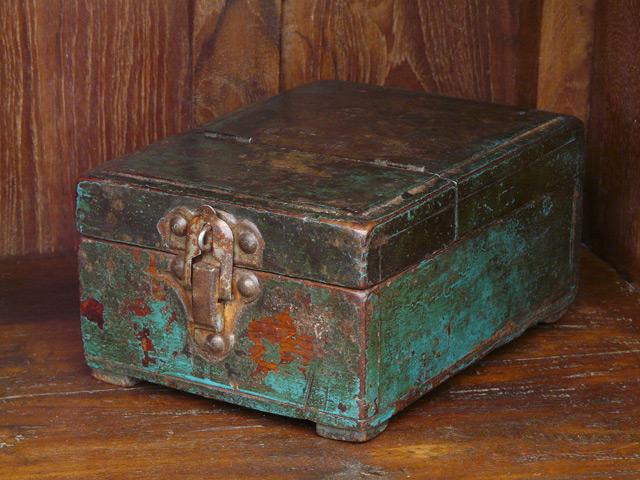 Old Treasure Chests Vintage Barber Boxes 187 Scaramanga