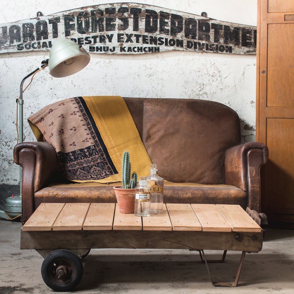Genial 16. Give Yourself A Vintage Industrial ...