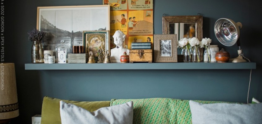 Eclectic Style Vintage Interior Design Master Class