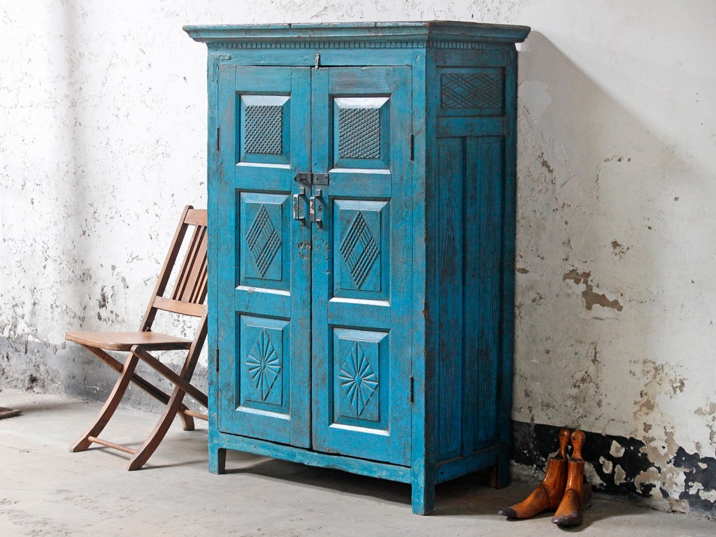 art deco cupboard from Scaramanga's vintage furniture collection