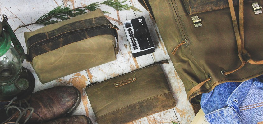 Travel With A New Canvas Backpack or Rucksack   by Scaramanga