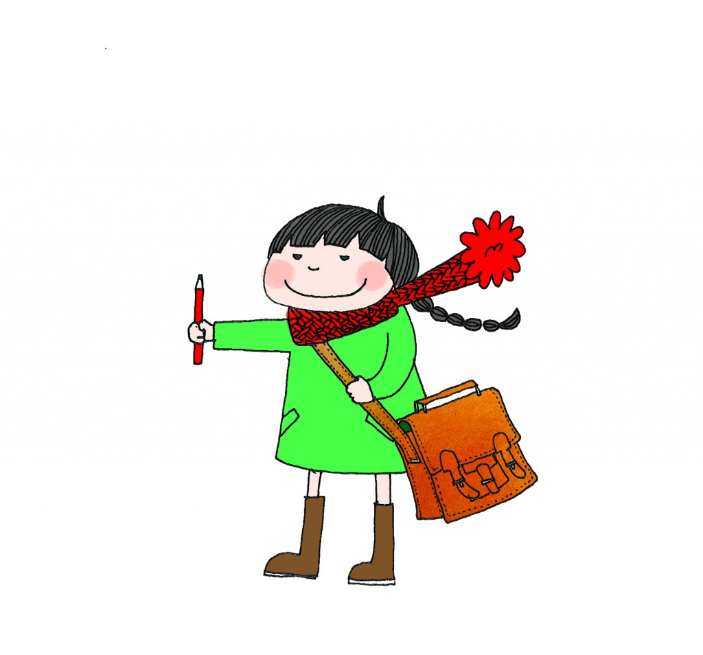Edinburgh Illustrator + Scaramanga Bags