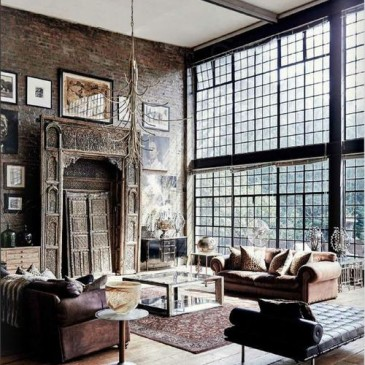 Blending Modern And Vintage Interior Styles
