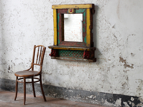 How to style Vintage Mirrors | by Scaramanga