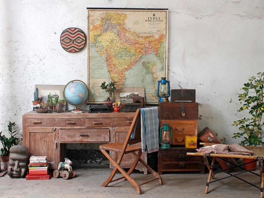 Junglow explorer interior design