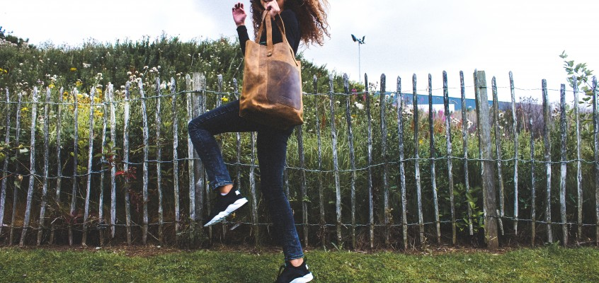 Stylish Leather Bags for Back to School | by Scaramanga