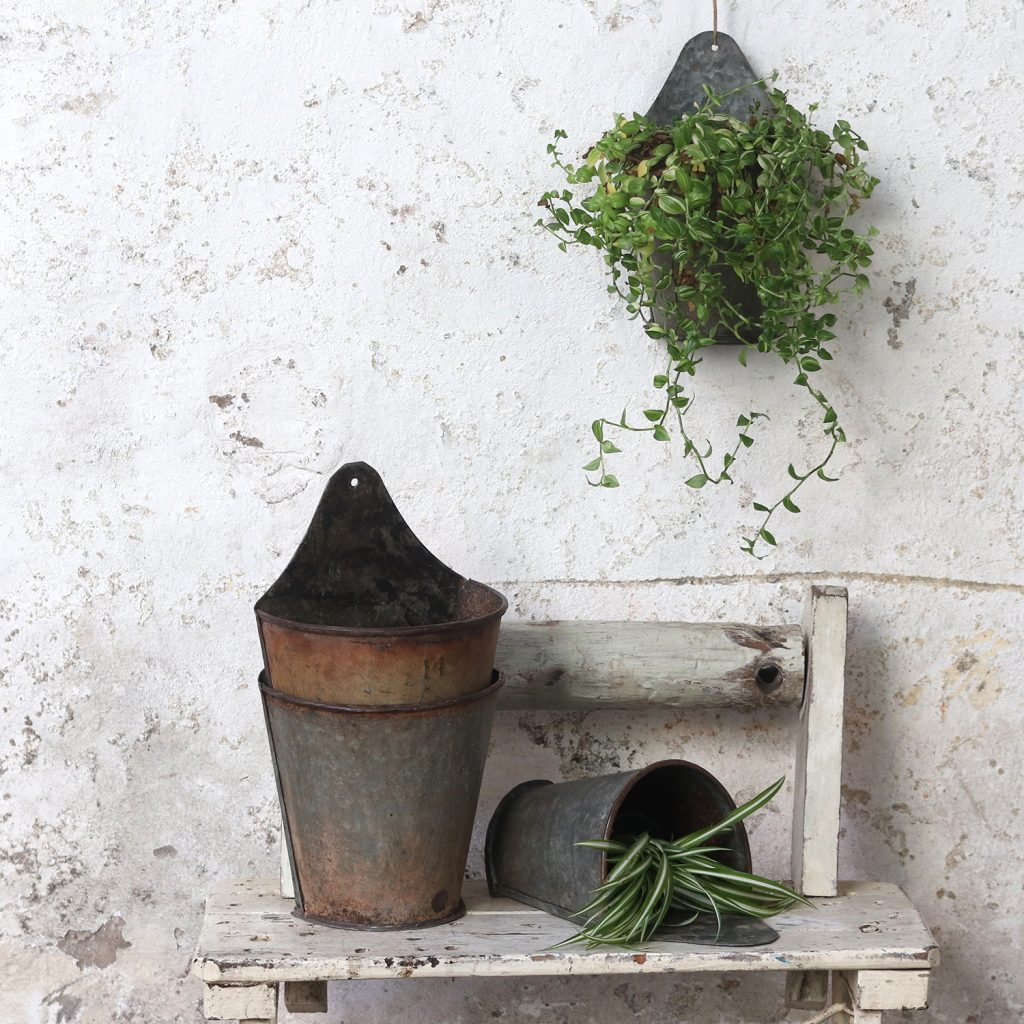 Spring Home Decor Wall Hanging Planters