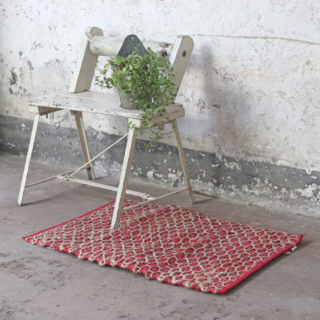 Spring Home Decor kitchen rug