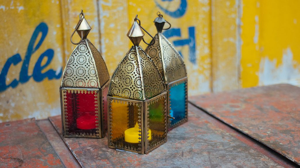 garden furniture   lanterns   Scaramanga