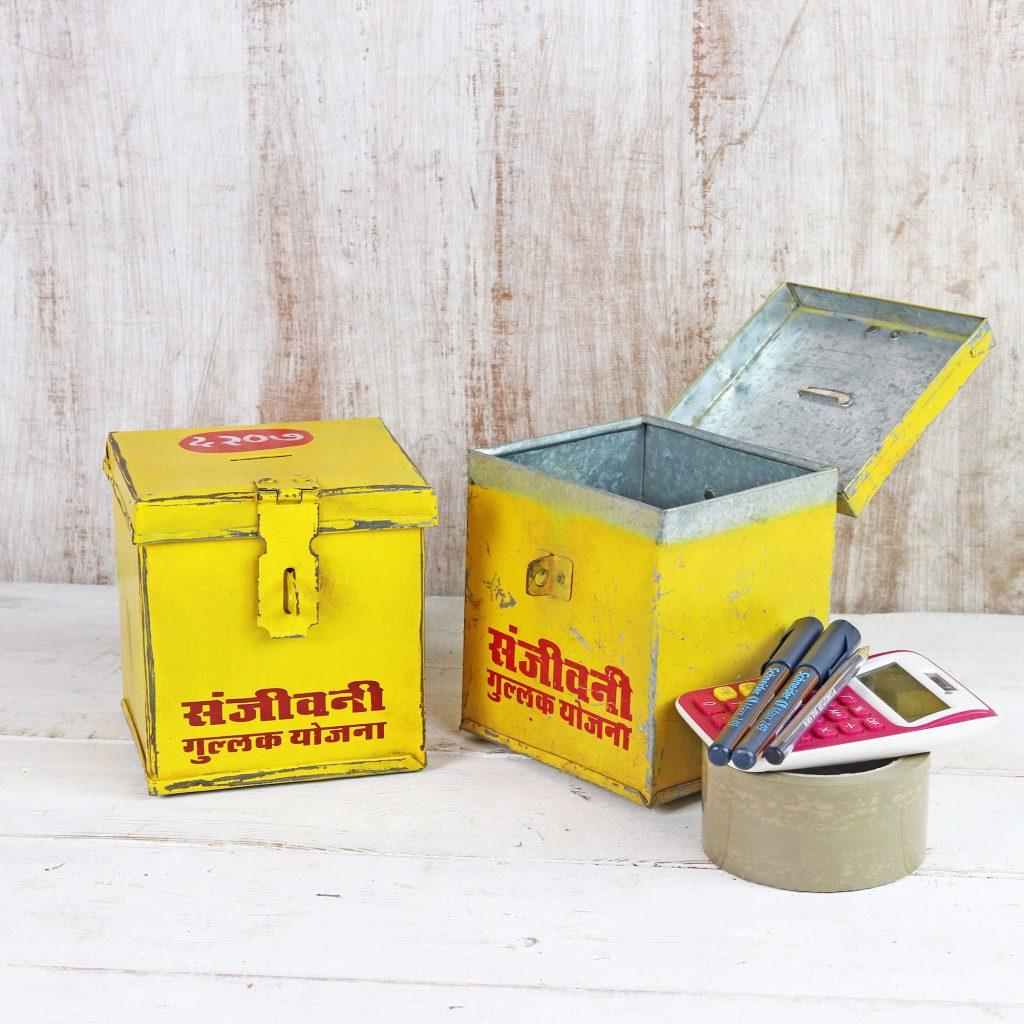 money box scaramanga