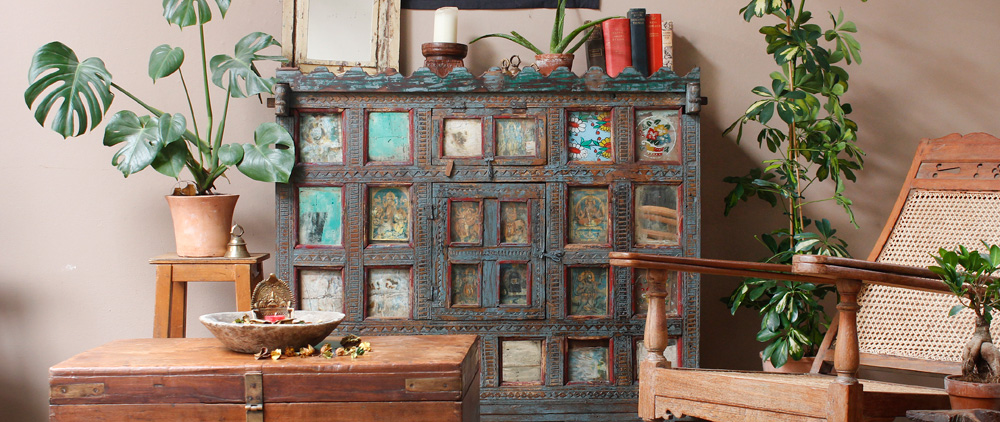Vintage Eclectic Wall Decor