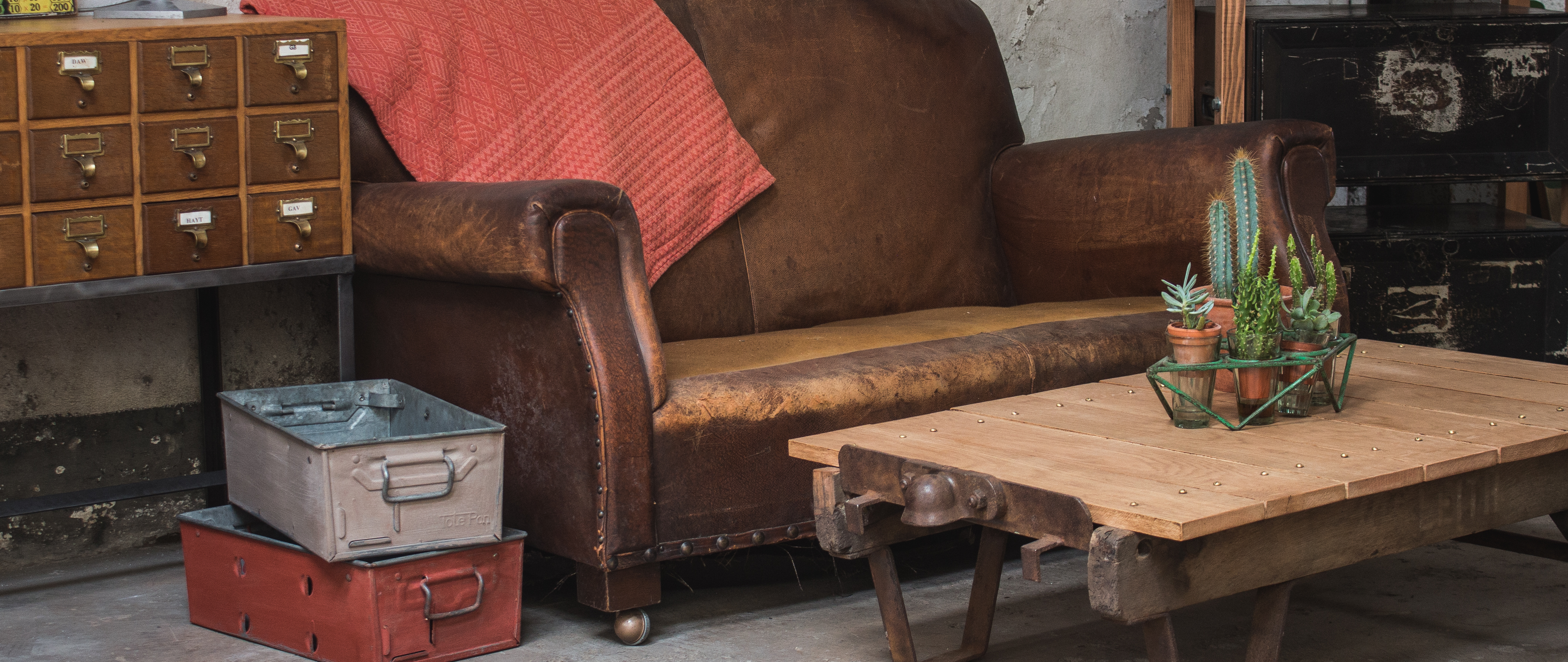Furniture Store Interior Design Hayward Ca ~ Industrial interior design style for homes by scaramanga