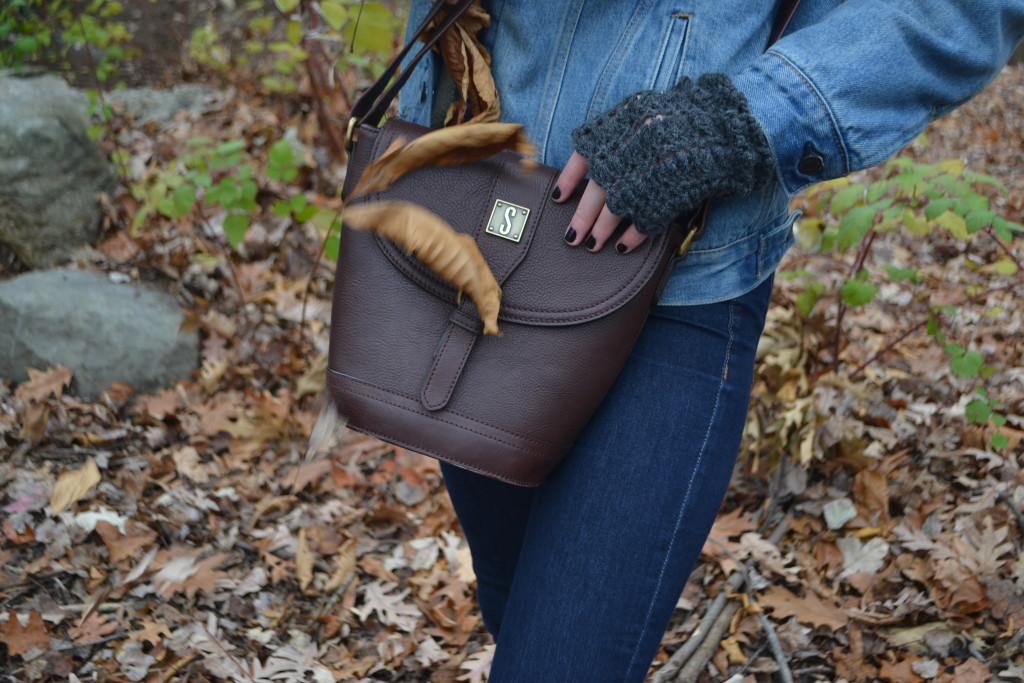 Scaramanga Leather Handbags with @nycbambi