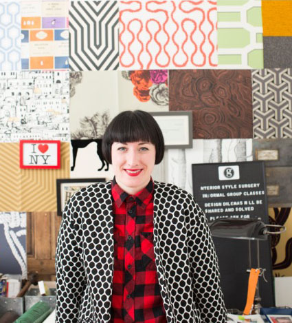 Interior designer and stylist - Sooz Gordon