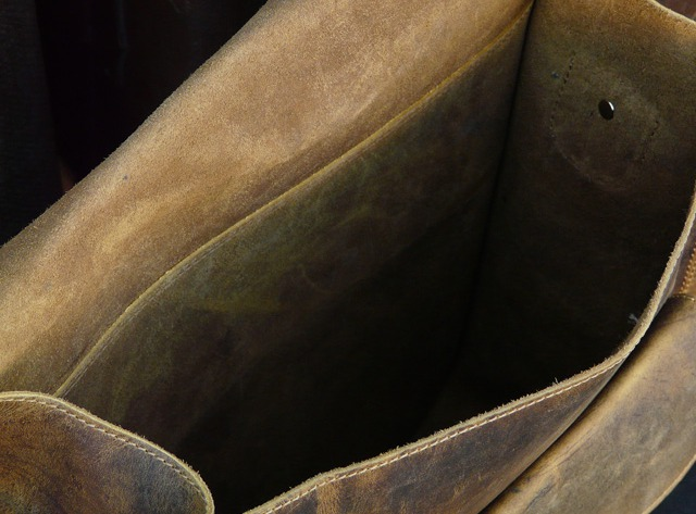 We only use the most ethical, high quality leather in our bags here at Scaramanga