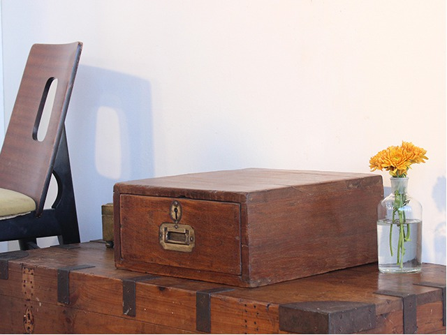Sliding Memory Box, £120