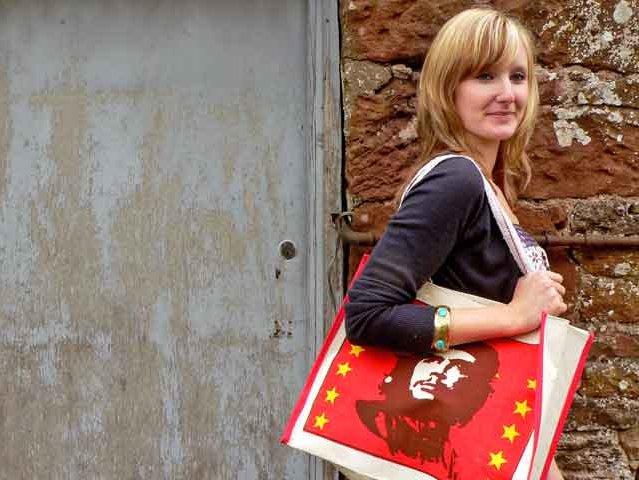 Che Canvas Bag, £4.50