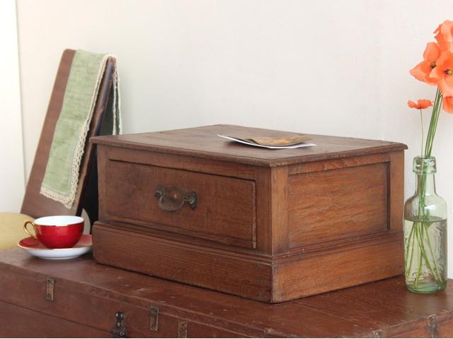 Wooden Drawer, £60