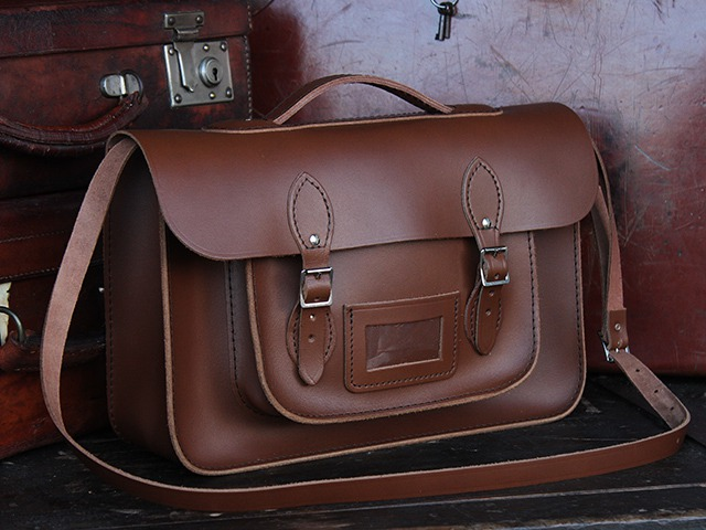 02252cd28d85 Scaramanga Men s Gift Guide  From Vintage Leather Holdalls to ...