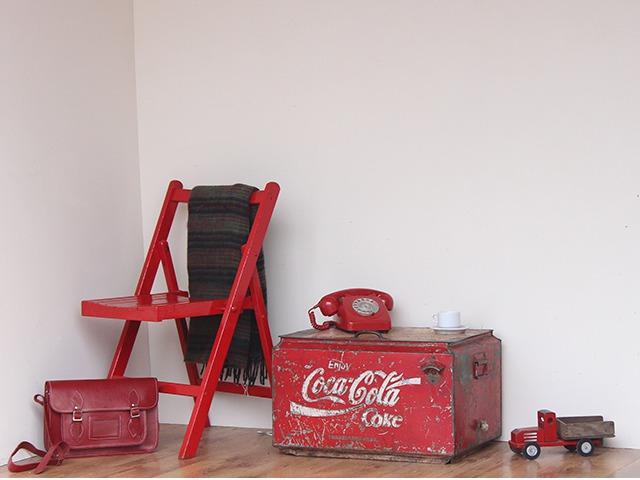 Vintage Coke Coolbox, £250