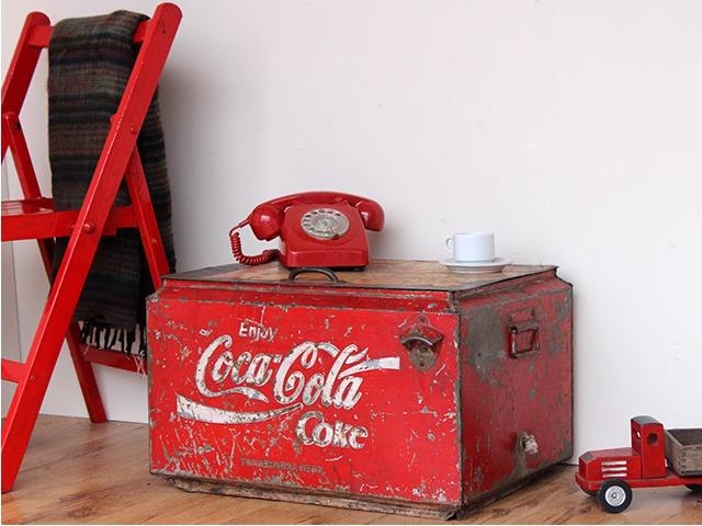 Vintage Coke Cool-Box, £250