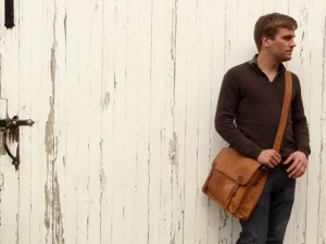 Men Join The Leather Man Bag Revolution! Proper Men's Leather ...