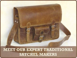 Meet Our Leather Satchel Makers