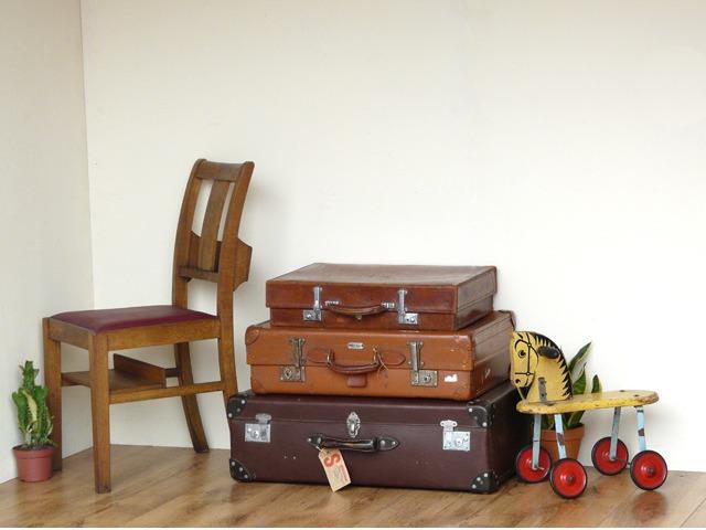 Vintage Revelation Suitcase, £95