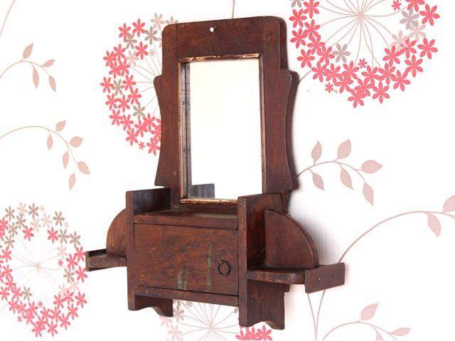 Vintage Bathroom Mirror, £45