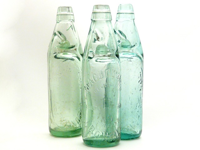 Antique Spring Water Bottle, £8