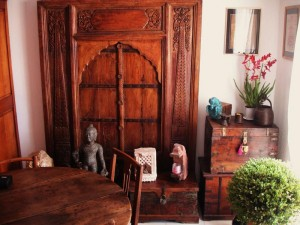 The Vintage Interior Style of Herve's Home