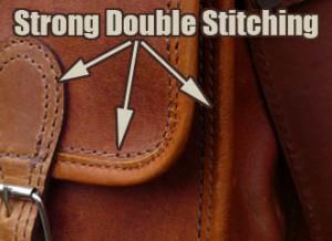 A sturdy long, lasting satchel