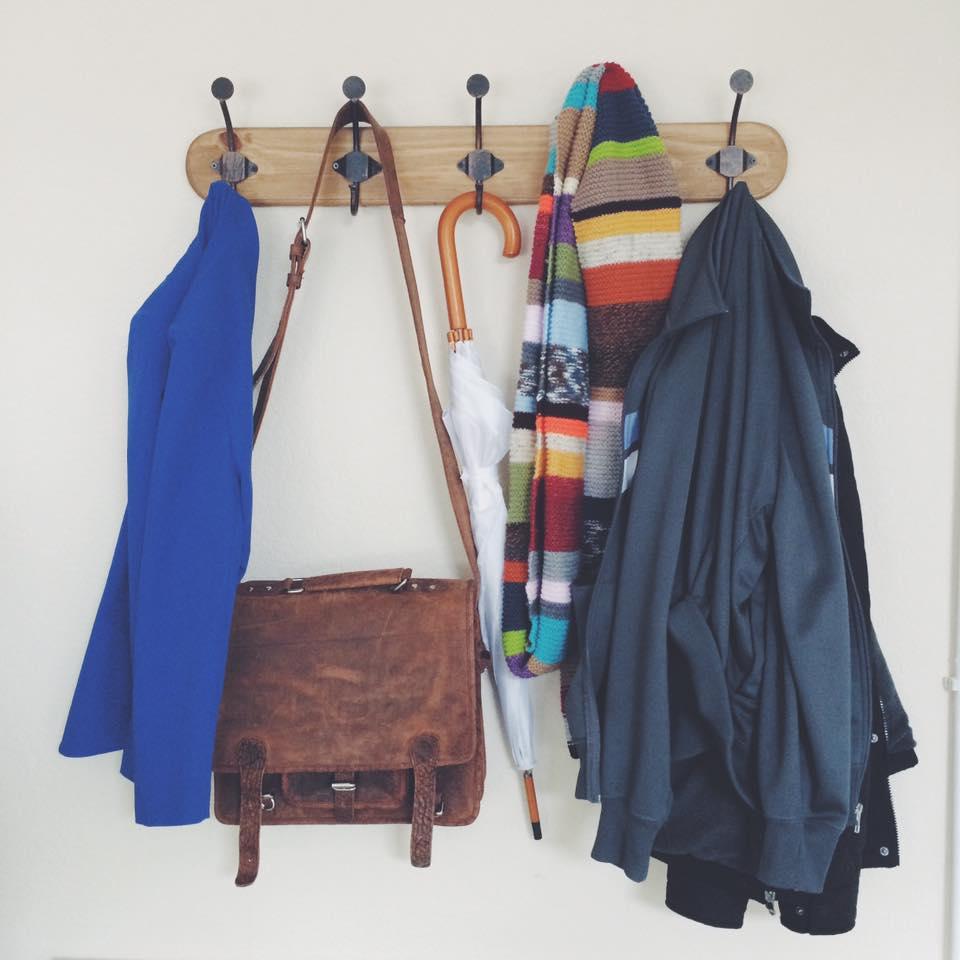 leather satchel #myscaramanga