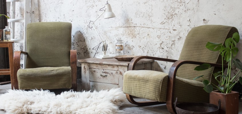 Vintage Scandinavian Interior Style By Scaramanga