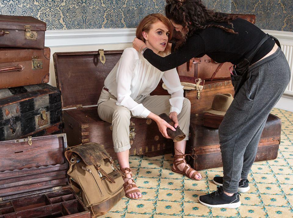 the herald fashion shoot