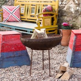 Bring your interiors outside this summer