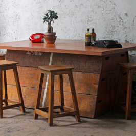 Upcycled Furniture: 'One person's rubbish is another person's treasure'