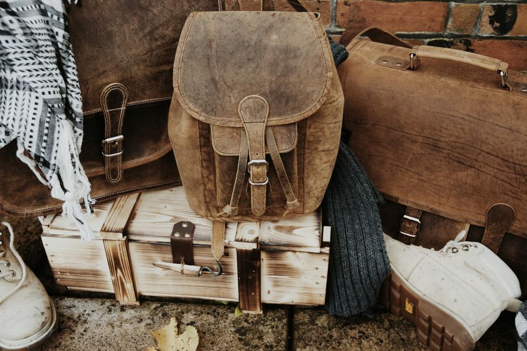 Scaramanga Handmade Leather Bags