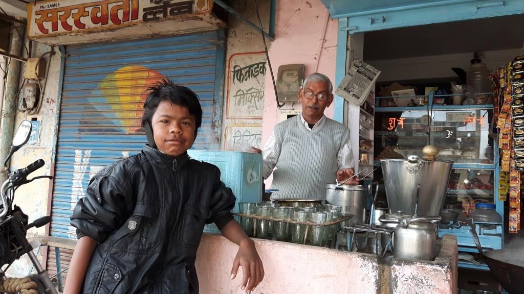 chai wallah seller