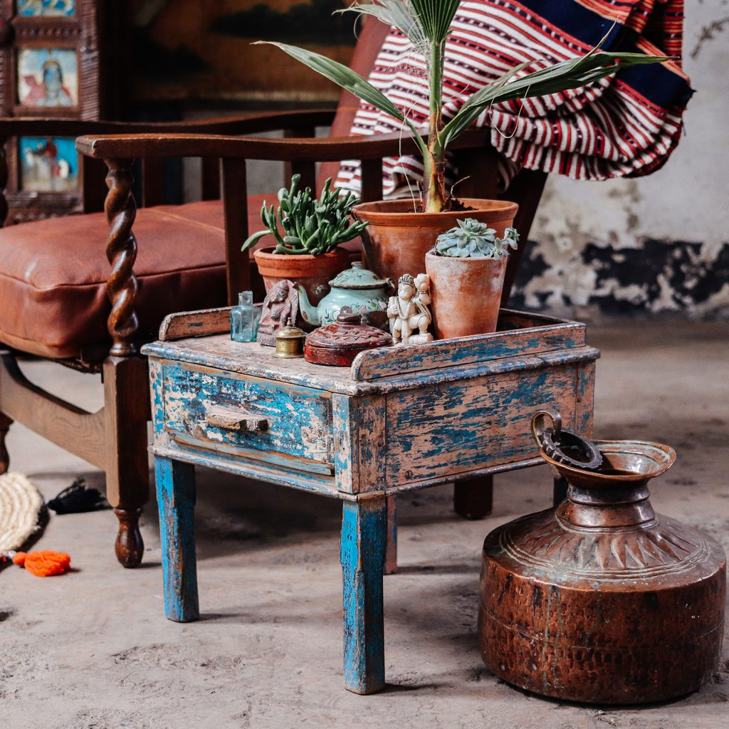 Indian Summer: Ethnic Interiors Chic » Scaramanga