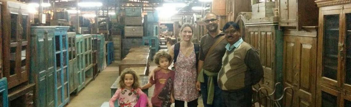 Buying Vintage Furniture In India: Scaramanga's Latest Buying Trip
