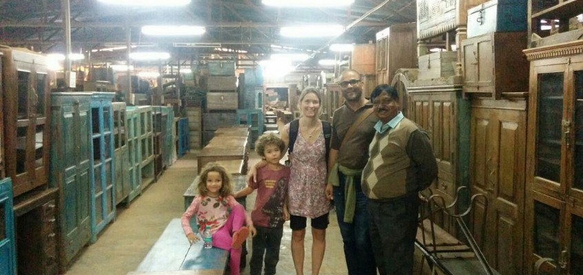 Buying Vintage Furniture In India: Scaramanga's Latest Buying Trip