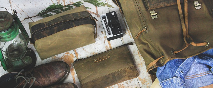 Travel With A New Canvas Backpack or Rucksack | by Scaramanga