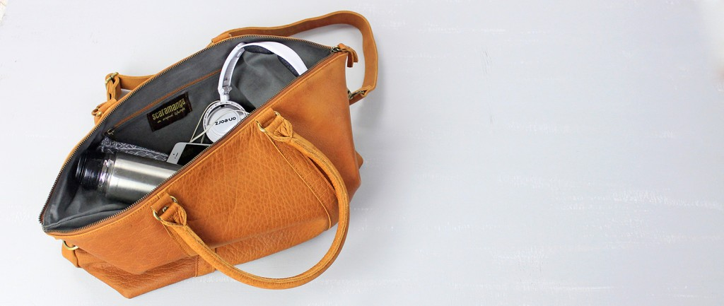 Leather Bag Mother's Day