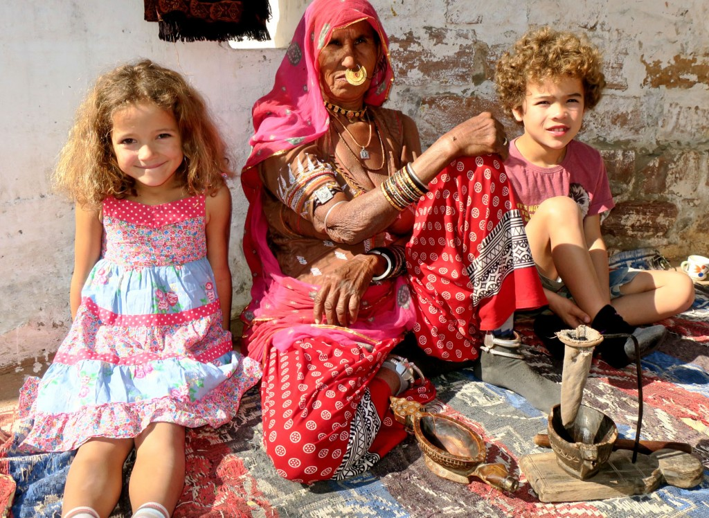Bishnoi desert safari to see traditional rrural life and wildlife