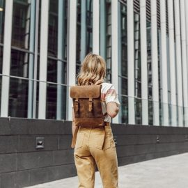 Top Five University Bags | Back to Uni Style