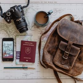 Travel In Style With Our Top 5 Travel Bag | Scaramanga