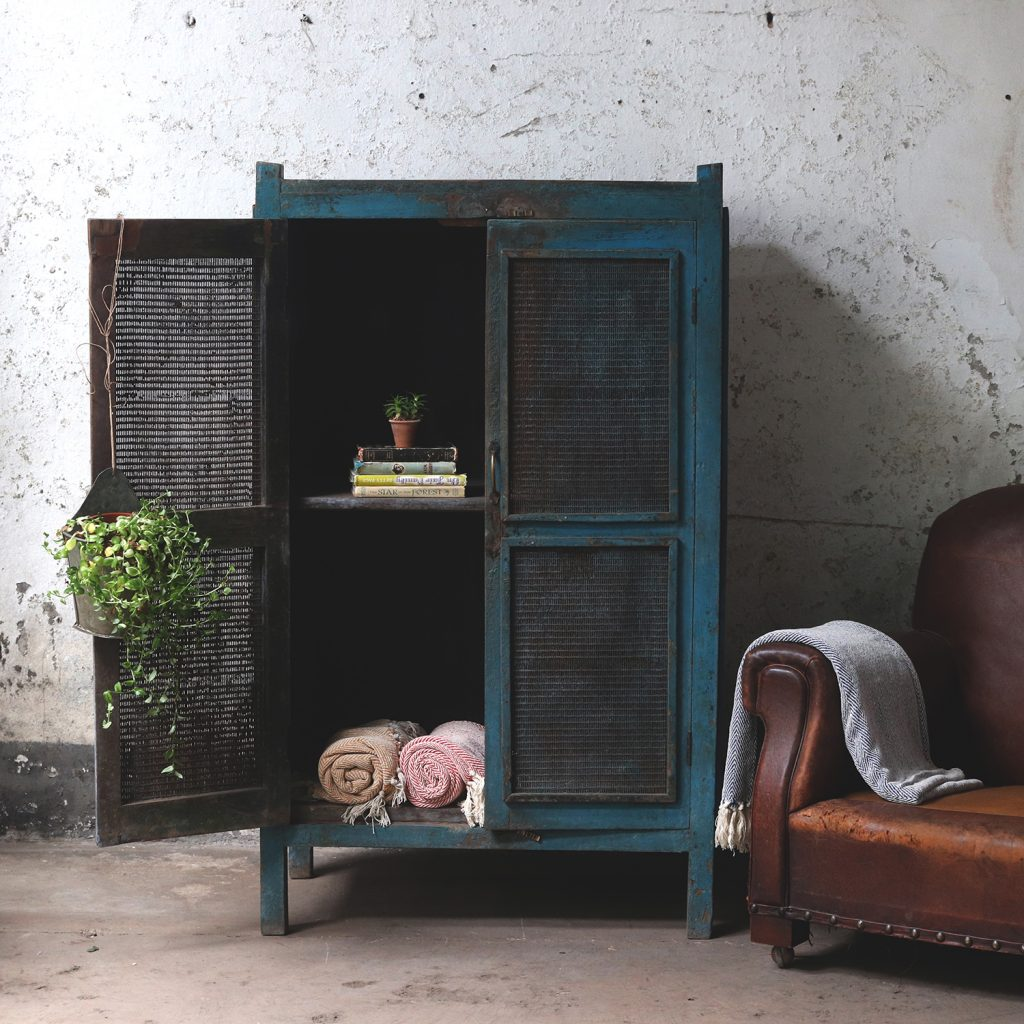 Vintage Cupboard Shabby Chic Furniture