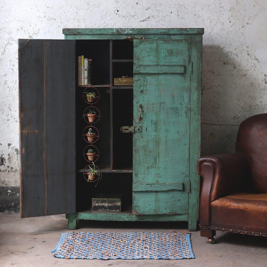 vintage wardrobe shabby chic furniture