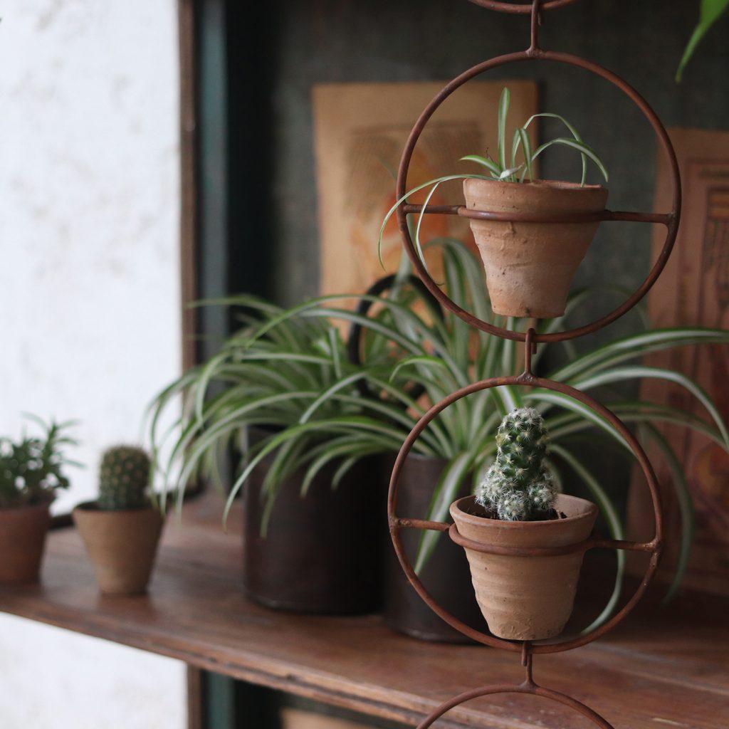 Spring Home Decor Hanging Plant Pots